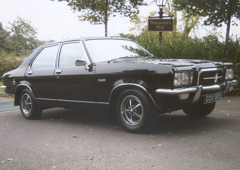 Vauxhall VX490 TOC - Nice car!
