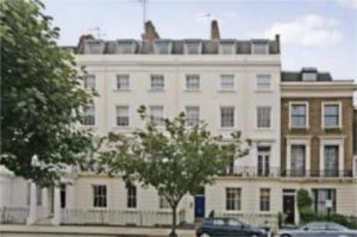 Our Pimlico home!