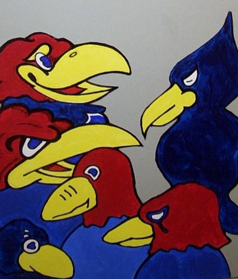 Two Jayhawks on Preseason All-America Team