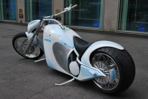 OCC Builds Electric Chopper for Siemens