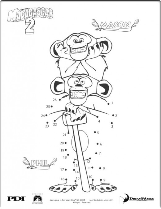 free zoo sign coloring pages