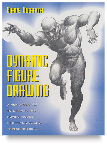Drawing dynamic figures a book that shows you how.