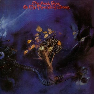 The classic album cover featuring Phil Travers art