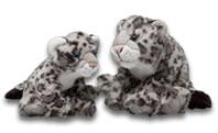Adopt a Snow Leopard through the World Wildlife Federation