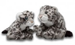 Adopt a Snow Leopard through the World Wildlife Federation