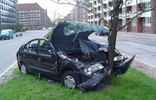 top 10 causes for car accidents