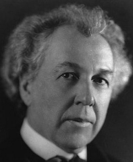Frank Lloyd Wright (Photo Credit:  Wikimedia Commons)