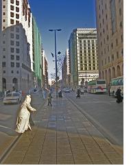 street of Medina