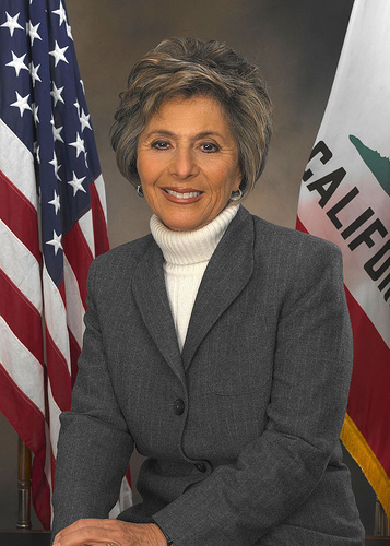 Barbara Boxer, U.S. Senator from California