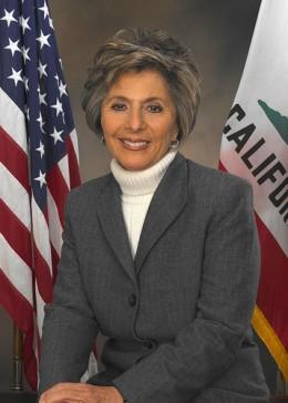 Barbara Boxer, U.S. Senator from California