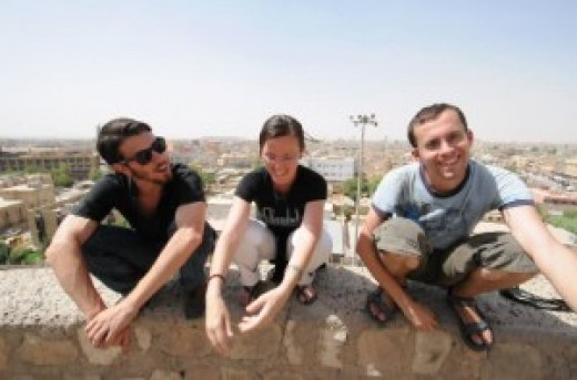 The Three American Hikers Detained In Iran