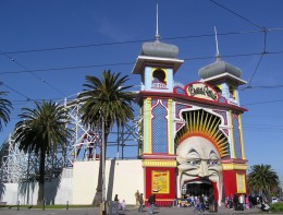 Luna Park St.Kilda | Just for fun