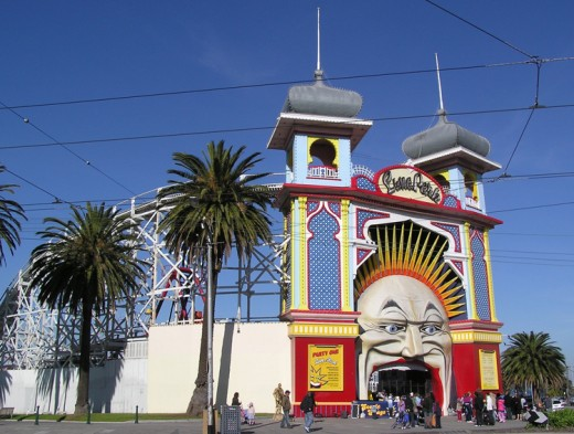Luna Park St.Kilda | Just for fun