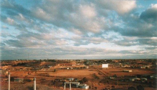 Coober Pedy the Opal capital of the World