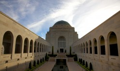 The Australian War Memorial located in Canberra (ACT)