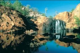 Edith Falls in the Northern Territory