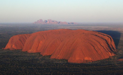Uluru worth a second worth.