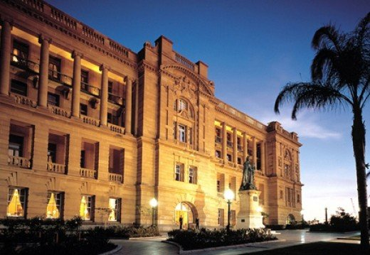 Conrad Treasury Hotel in two of Australia's grandest heritage buildings