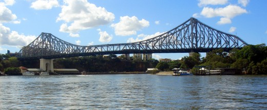 "Brisbane's ""Story Bridge"""