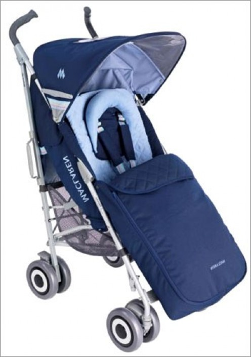 a lightweight stroller