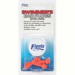 Ear plugs for swimmers