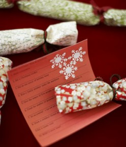 Plan a Christmas Scavenger Hunt Party