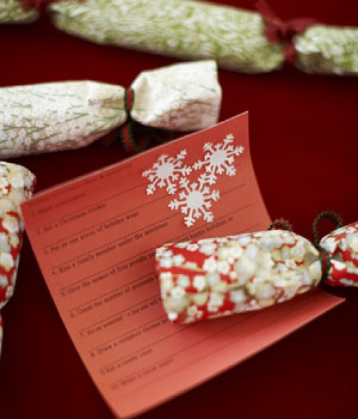 A holiday scavenger hunt at your next party can produce a new twist.