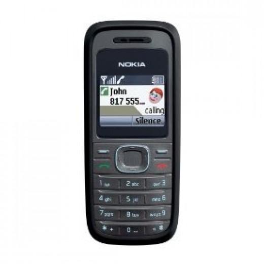 Cheap prepaid cell phone