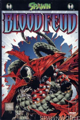 Spawn Bloodfeud Review. Image taken from Spawnworld.com copyright 2009.