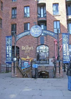 The Beatles Story Visitor Attraction in Liverpool