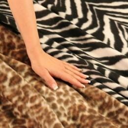 Designer Snuggie Blanket With Sleeves