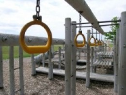 Safe Playground Surfaces