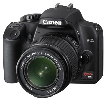 Canon Rebel XS or 1000D