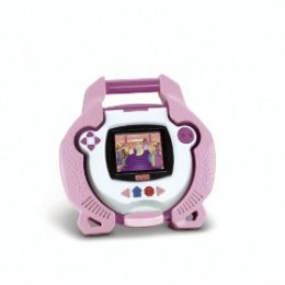 kids portable DVD player from Fisher Price