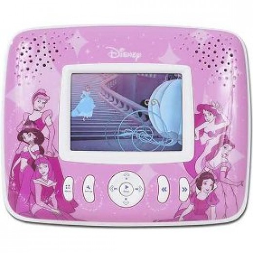 Disney portable DVD player
