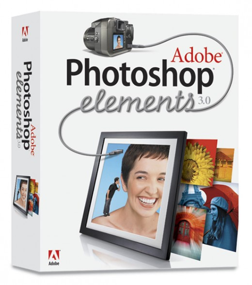 Photoshop Elements | a cut down version of Photoshop but still very good value.
