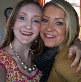 A sisterly hug :)
