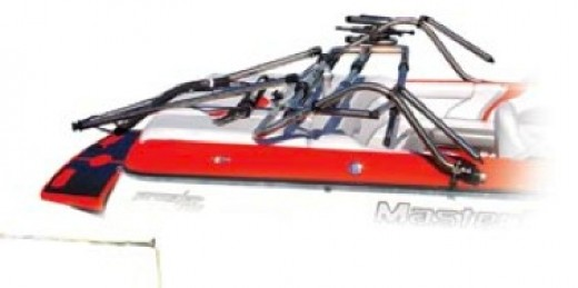 Wakeboard Tower Fold Down As Low As Windshield
