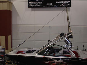 Ultimate Master Craft Wakeboard Tower Package