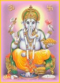Lord Ganesh'sPicture Courtesy:- www.visvarupa.com