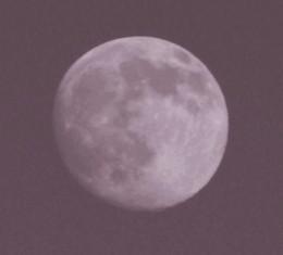 The Moon 2009