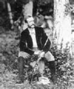 Dr. Edward Livingstone Trudeau