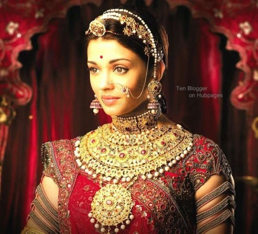 aishwarya wedding dress