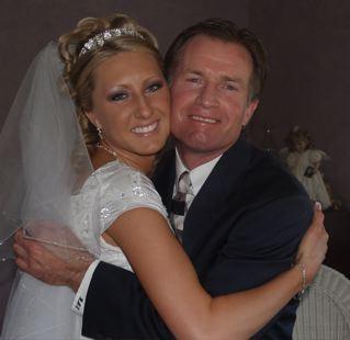 Daddy Daughter HUG!