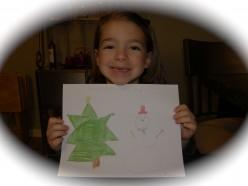 My Granddaughter's Card to Noah Biorkman