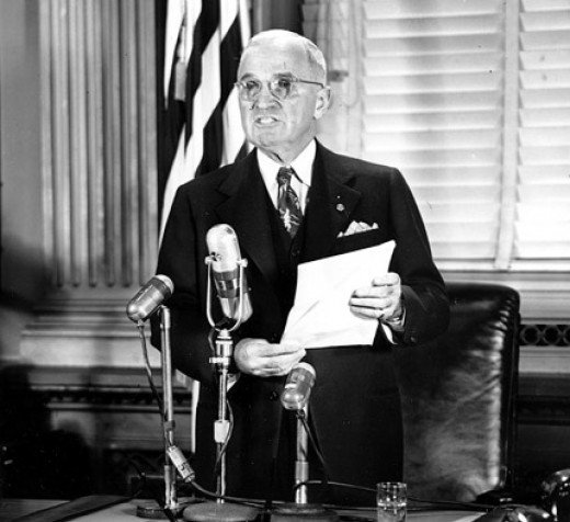 an analysis of president trumans decisions Harry s truman : foreign affairs by alonzo l hamby president harry s truman confronted unprecedented challenges in truman's decision to stand and fight in.