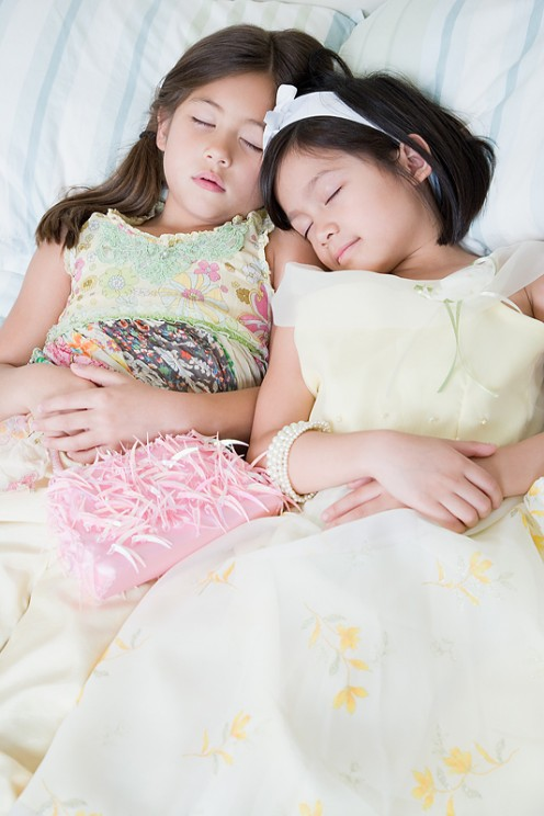 Parents can help siblings learn to get along by not comparing them to each other.