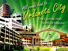 Welcome to Urdaneta City! (Graphic courtesy of Urdaneta City Council for ICT)