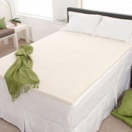 A clean memory foam mattress is a healthy memory foam mattress. Image source: mattresszine.com
