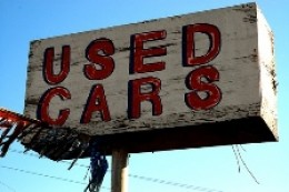 Things should do before buy a used car